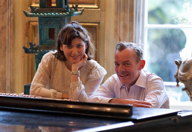 Bridget Bolliger Flute and Andrew West Piano