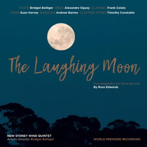 recording the laughing moon